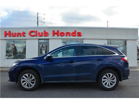 2017 Acura RDX Tech (Stk: 7369A) in Gloucester - Image 1 of 27