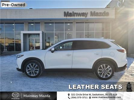 2019 Mazda CX-9 GS-L AWD (Stk: M19235) in Saskatoon - Image 1 of 28