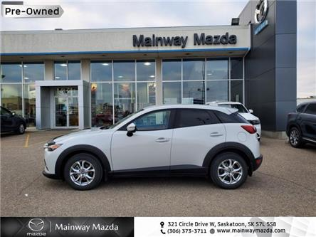 2016 Mazda CX-3 GS (Stk: M19348A) in Saskatoon - Image 1 of 26