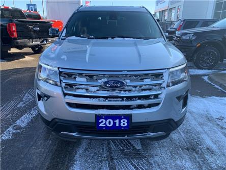 2018 Ford Explorer XLT (Stk: S0050A) in St. Thomas - Image 2 of 30