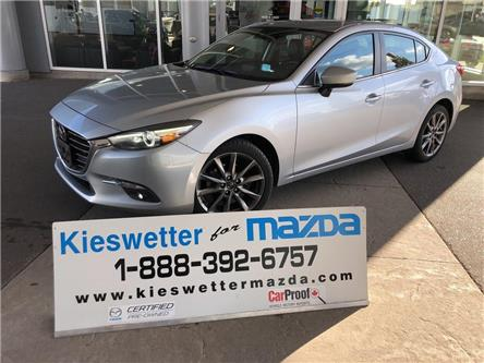 2018 Mazda Mazda3 GT (Stk: U3922) in Kitchener - Image 1 of 30