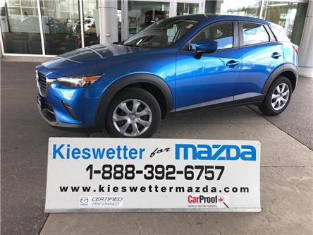 2016 Mazda CX-3  (Stk: U3912) in Kitchener - Image 1 of 27