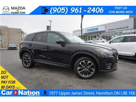 2016 Mazda CX-5 GT (Stk: HU891) in Hamilton - Image 1 of 35