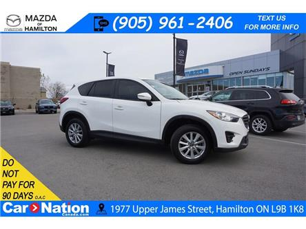 2016 Mazda CX-5 GS (Stk: HN2374A) in Hamilton - Image 1 of 37