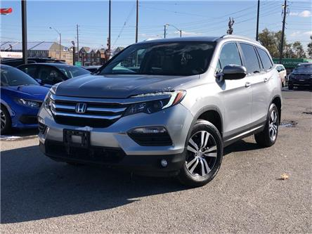 2017 Honda Pilot EX-L Navi (Stk: 58197A) in Scarborough - Image 1 of 25