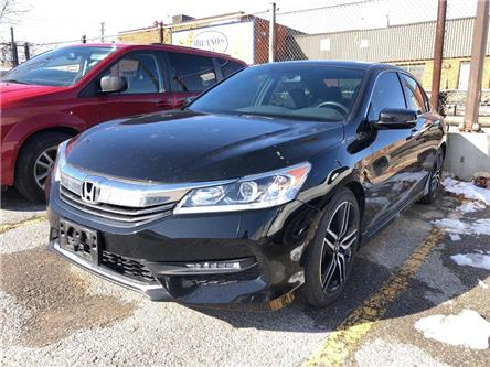 2017 Honda Accord Sport (Stk: 58989DA) in Scarborough - Image 1 of 2