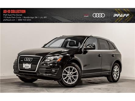 2011 Audi Q5 3.2 Premium (Stk: C7107A) in Woodbridge - Image 1 of 21