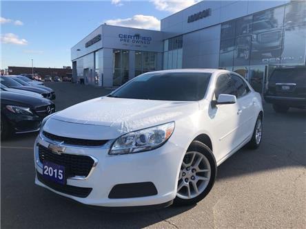 2015 Chevrolet Malibu 1LT (Stk: U203879) in Mississauga - Image 1 of 19
