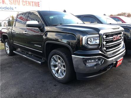 2018 GMC Sierra 1500 SLT (Stk: 19C529A) in Tillsonburg - Image 1 of 30