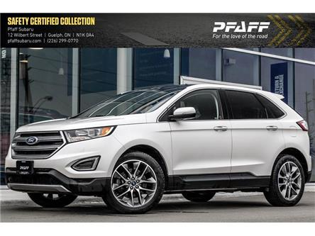 2016 Ford Edge Titanium (Stk: S00425A) in Guelph - Image 1 of 22