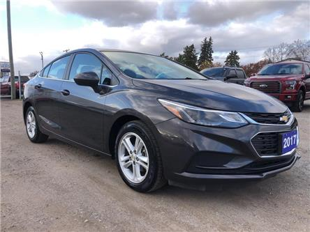 2017 Chevrolet Cruze LT Auto (Stk: 19C523AA) in Tillsonburg - Image 1 of 26