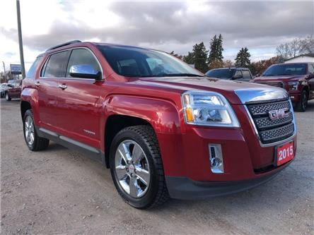 2015 GMC Terrain SLT-1 (Stk: U-2215) in Tillsonburg - Image 1 of 28