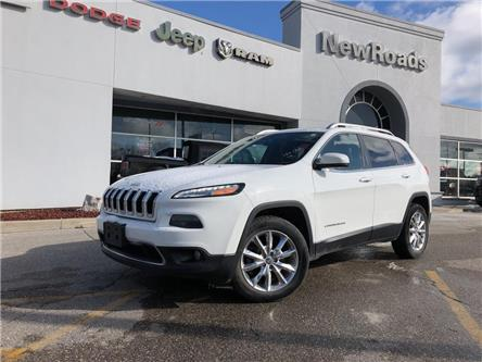 2014 Jeep Cherokee Limited (Stk: 24455P) in Newmarket - Image 1 of 24
