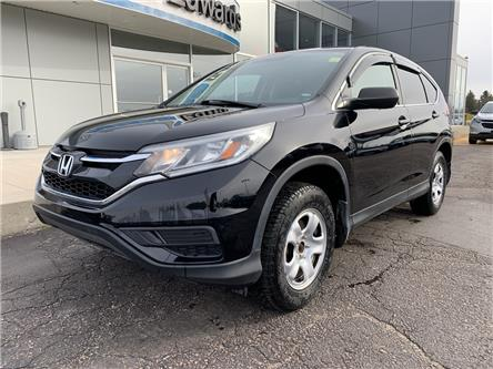2015 Honda CR-V LX (Stk: 22108) in Pembroke - Image 2 of 7