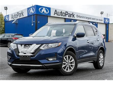 2019 Nissan Rogue SV (Stk: 19-24303R) in Georgetown - Image 1 of 19