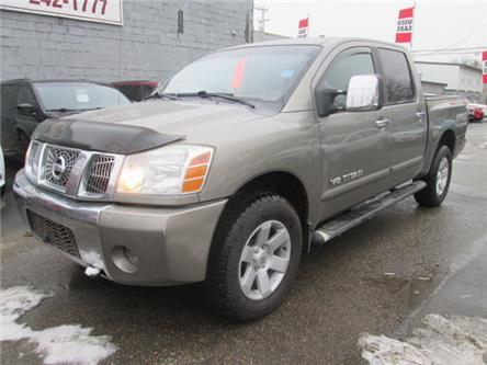 2006 Nissan Titan LE (Stk: p35896) in Saskatoon - Image 1 of 18
