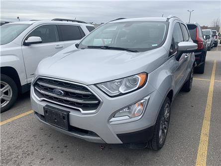 2018 Ford EcoSport Titanium (Stk: JC218399) in Sarnia - Image 1 of 7