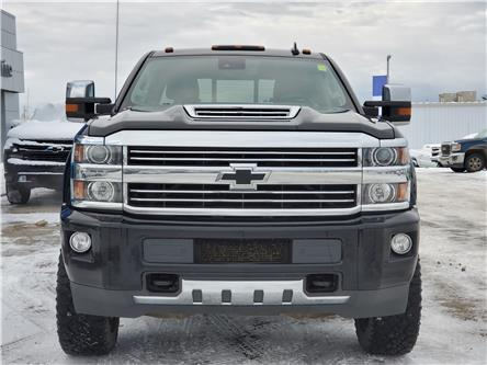 2017 Chevrolet Silverado 3500HD High Country (Stk: 20-090A) in Drayton Valley - Image 2 of 14