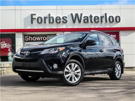 2017 Toyota RAV4 Limited (Stk: 95400R) in Waterloo - Image 1 of 26