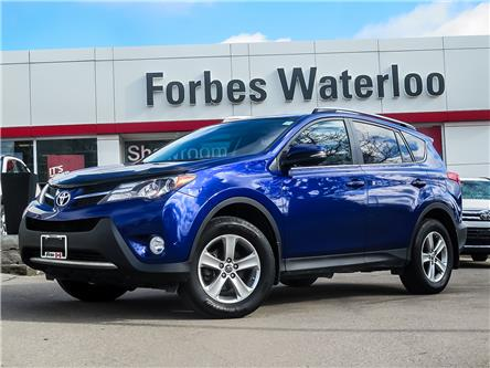 2015 Toyota RAV4 XLE (Stk: 95595A) in Waterloo - Image 1 of 25