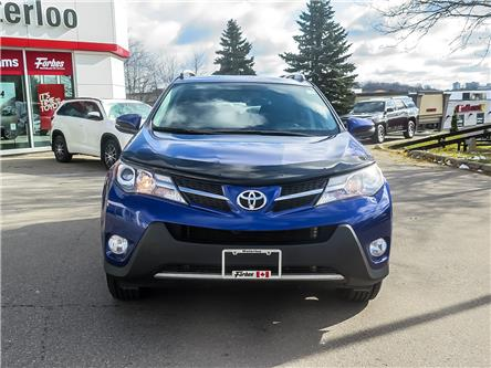 2015 Toyota RAV4 XLE (Stk: 95595A) in Waterloo - Image 2 of 25