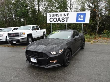 2015 Ford Mustang EcoBoost (Stk: YK265118A) in Sechelt - Image 1 of 14