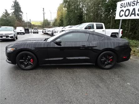 2015 Ford Mustang EcoBoost (Stk: YK265118A) in Sechelt - Image 2 of 14