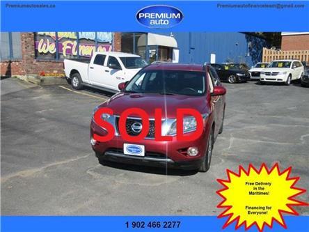 2014 Nissan Pathfinder SL (Stk: 617654) in Dartmouth - Image 1 of 30