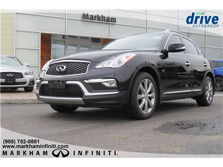 2016 Infiniti QX50 Base (Stk: K1002A) in Markham - Image 1 of 18