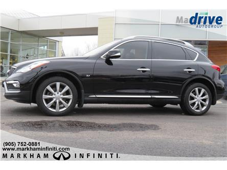 2016 Infiniti QX50 Base (Stk: K1002A) in Markham - Image 2 of 18