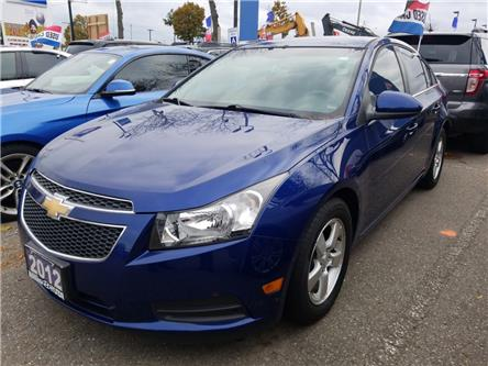 2012 Chevrolet Cruze LT Turbo (Stk: P41739A) in Mississauga - Image 1 of 8