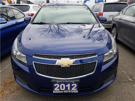2012 Chevrolet Cruze LT Turbo (Stk: P41739A) in Mississauga - Image 2 of 8