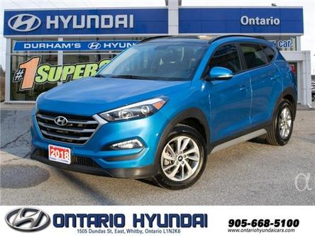 2018 Hyundai Tucson  (Stk: 99576K) in Whitby - Image 1 of 20