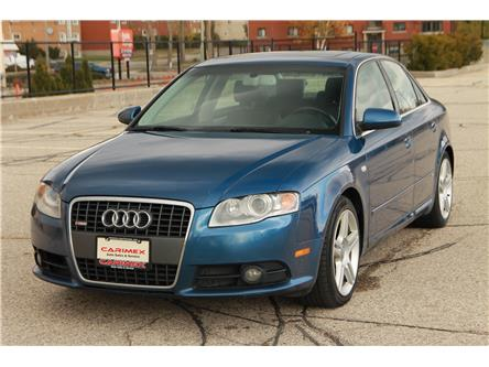 2008 Audi A4 2.0T Progressiv (Stk: 1911522) in Waterloo - Image 1 of 22
