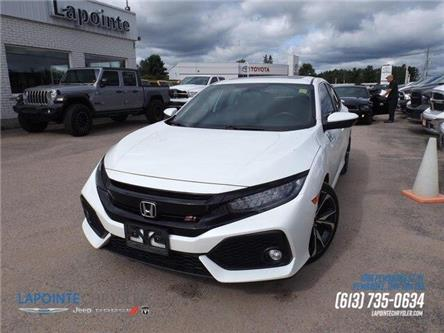 2017 Honda Civic Si (Stk: 19463A) in Pembroke - Image 1 of 30