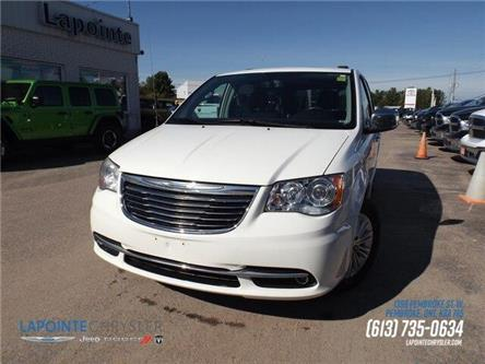 2013 Chrysler Town & Country Limited (Stk: SL17562A) in Pembroke - Image 1 of 30