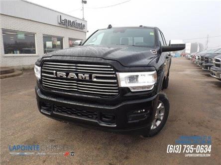 2019 RAM 2500 Laramie (Stk: 19492) in Pembroke - Image 1 of 30
