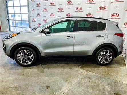 2020 Kia Sportage EX Tech (Stk: 22071A) in Edmonton - Image 2 of 44