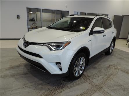 2018 Toyota RAV4 Hybrid Limited (Stk: 18466) in Brandon - Image 2 of 21