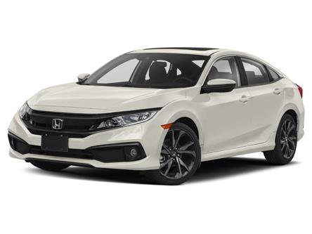 2020 Honda Civic Sport (Stk: K0082) in London - Image 1 of 9