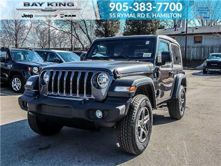 2019 Jeep Wrangler Sport (Stk: 197593) in Hamilton - Image 1 of 19