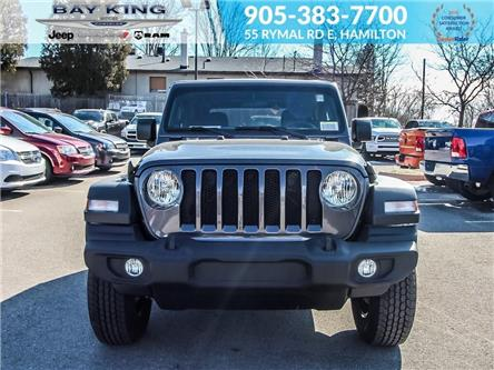 2019 Jeep Wrangler Sport (Stk: 197593) in Hamilton - Image 2 of 19