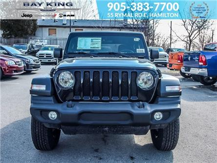 2019 Jeep Wrangler Sport (Stk: 197595) in Hamilton - Image 2 of 14