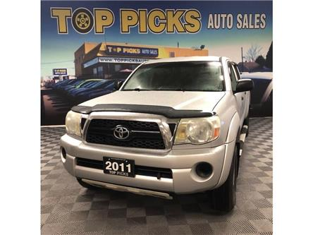 2011 Toyota Tacoma V6 (Stk: 024255) in NORTH BAY - Image 1 of 25