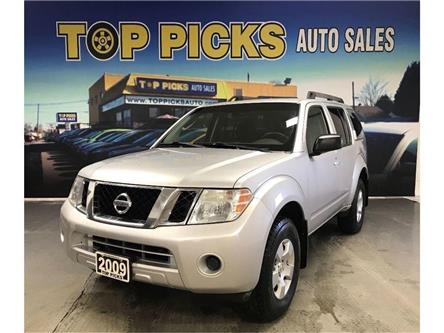 2009 Nissan Pathfinder S (Stk: 608350) in NORTH BAY - Image 1 of 18