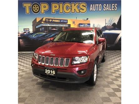 2016 Jeep Compass Sport/North (Stk: 804195) in NORTH BAY - Image 1 of 24