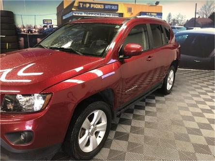 2016 Jeep Compass Sport/North (Stk: 804195) in NORTH BAY - Image 2 of 24