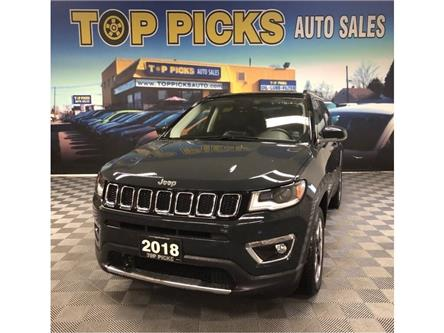 2018 Jeep Compass Limited (Stk: 329617) in NORTH BAY - Image 1 of 27