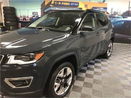 2018 Jeep Compass Limited (Stk: 329617) in NORTH BAY - Image 2 of 27