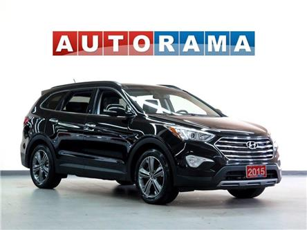 2015 Hyundai Santa Fe XL  (Stk: 555770) in Toronto, Ajax, Pickering - Image 1 of 6